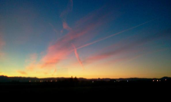 Luci dell'alba