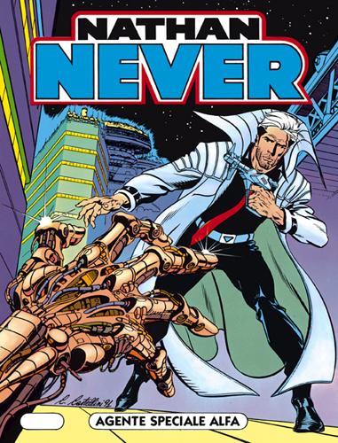 copertina Nathan Never
