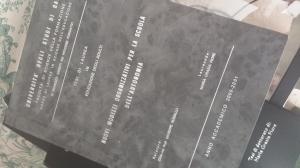 nuovi modelli organizzativi per la scuola dell'autonomia - titolo della tesi