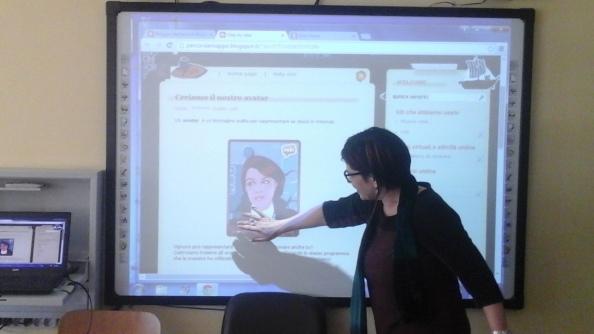 io che gioco con il mio avatar
