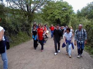 marcia di Barbiana 2002