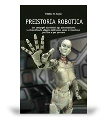 preistoria robotica - copertina